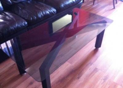 Adjustable Feet Table Base