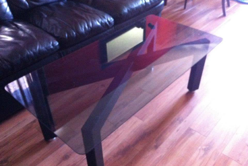 Adjustable Feet Table Base