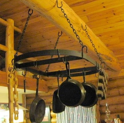 Pots and Pan Holder