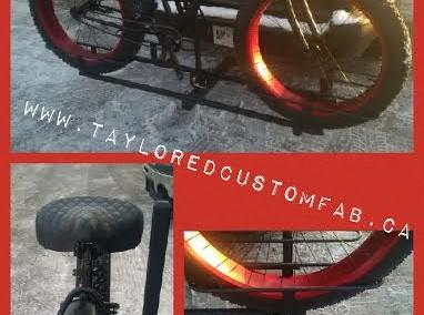 Fat Tire Bike Rack