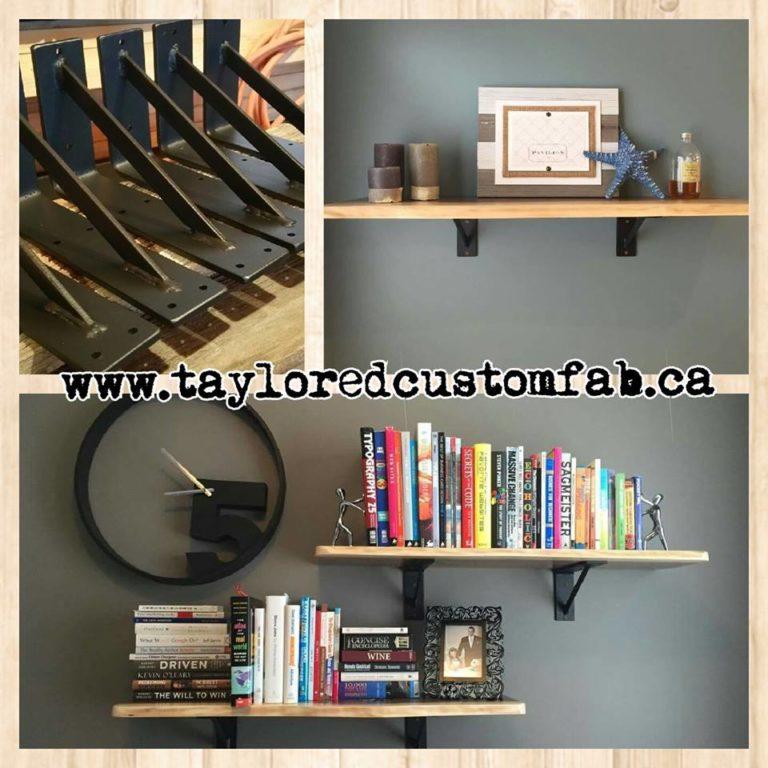 Simple Shelf Brackets