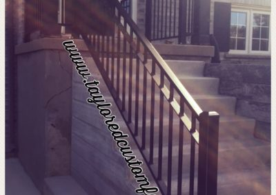 Stair & Landing Railing