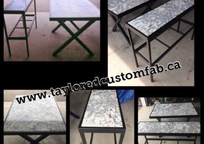 X-Legs (Table) | H-Legs (Console)