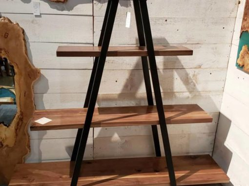 3-Tiered Collapsible Shelves